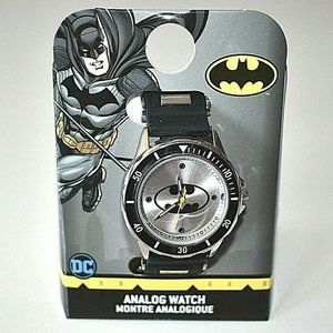 DC Batman Analog Watch
